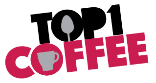 The TOP1 Coffee logo
